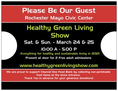 guestpass healthy living show
